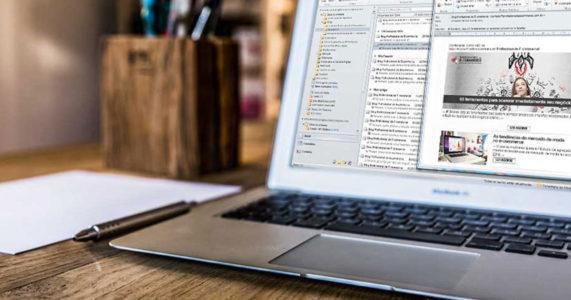 O que é uma newsletter e como ela funciona na atração de clientes